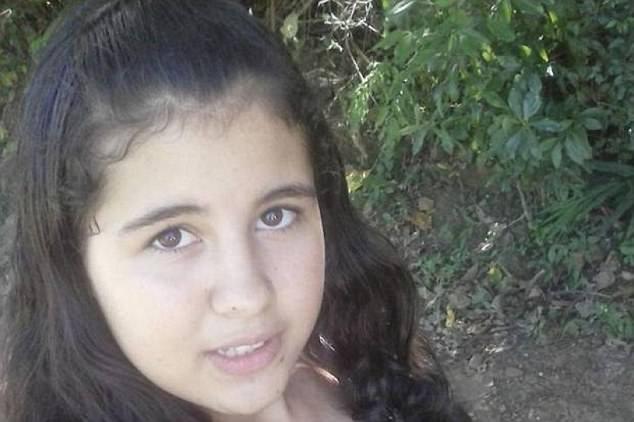 Thi thể của Francine được tìm thấy trong một khu rừng ở gần nhà