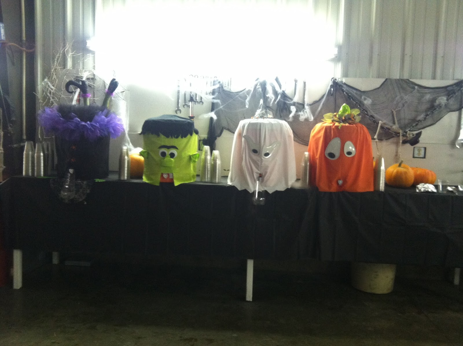 halloween water cooler covers, frankinstein, witch, ghost, pumpkin