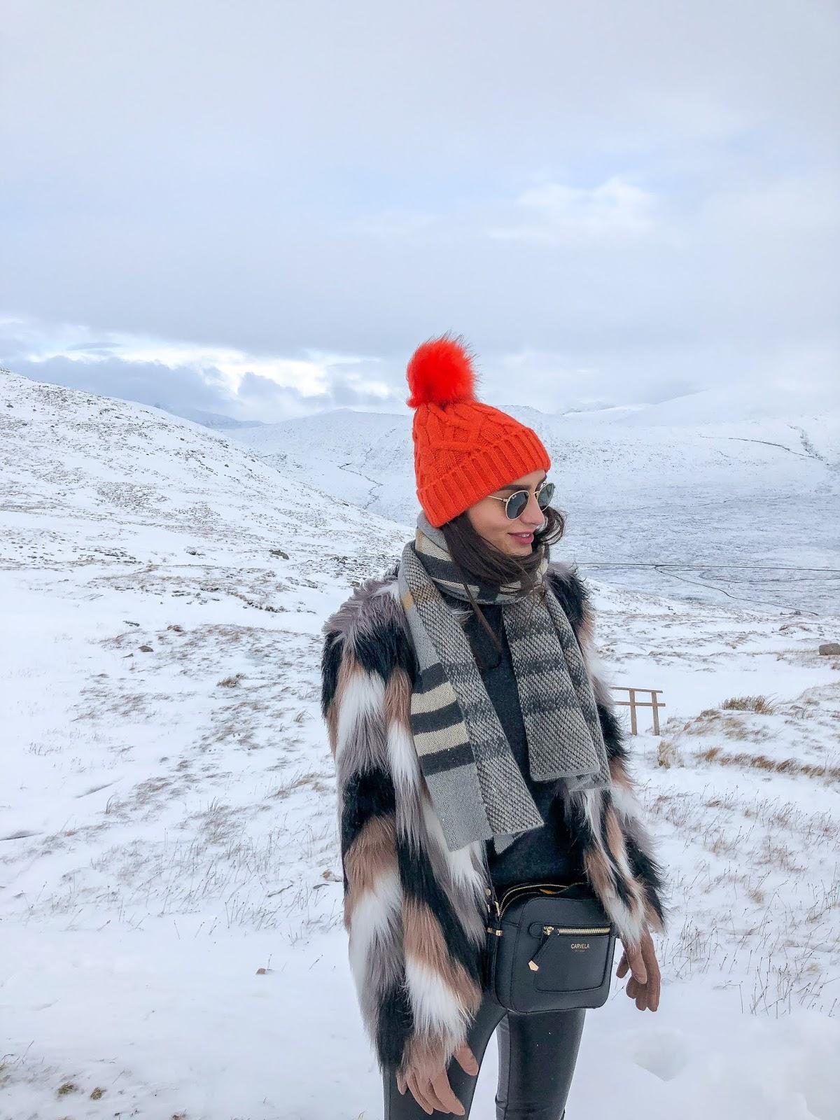 snow style peexo fashion blog