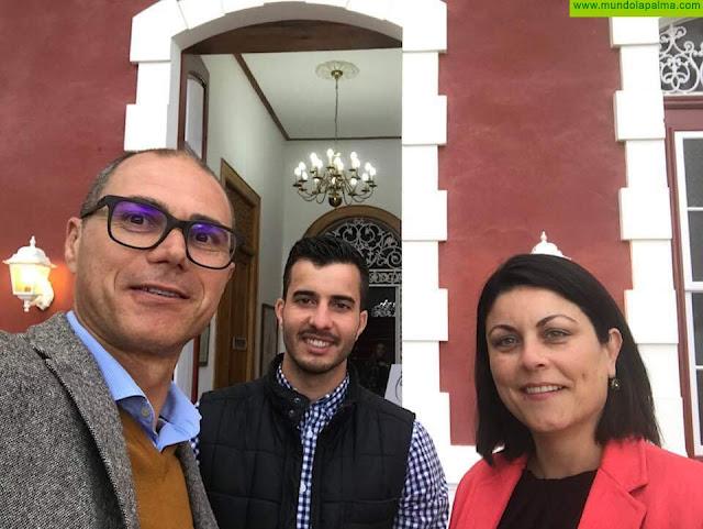 CC en Villa de Mazo pide medidas económicas de apoyo a las empresas y familias del municipio