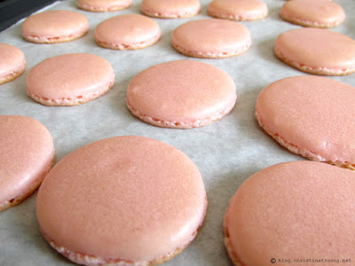 Easy Foolproof Homemade French Almond Macaron Recipe