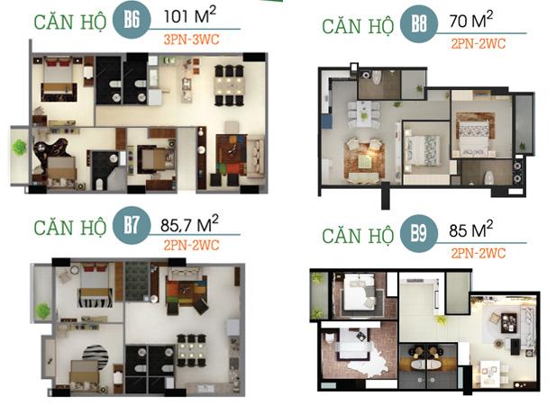 thiết kế chung cư oriental láng hạ