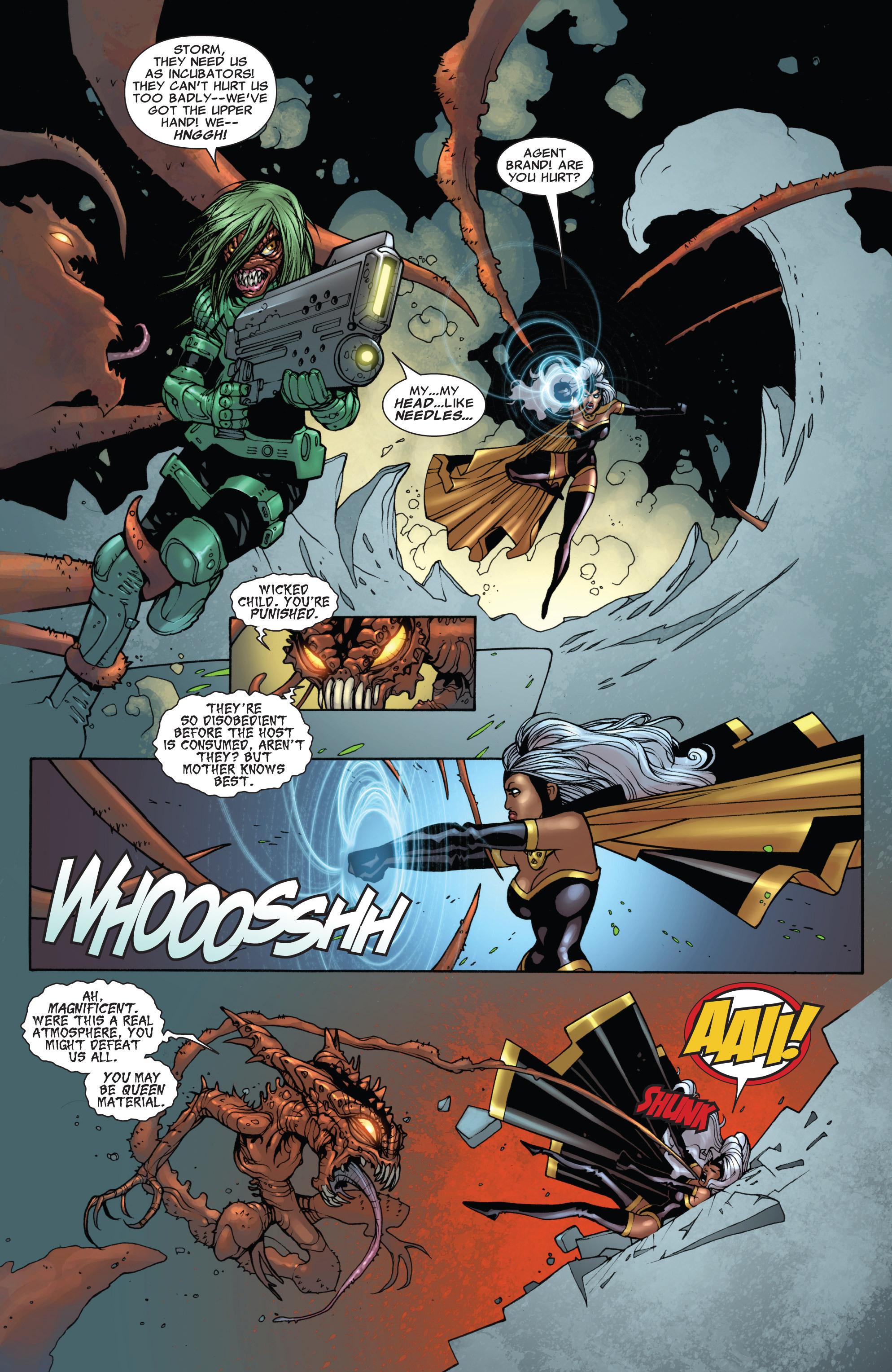Read online Astonishing X-Men (2004) comic -  Issue #40 - 10