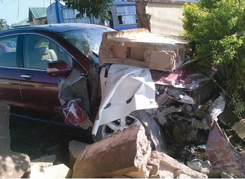 Was Chika Ike Involved In A Car Accident