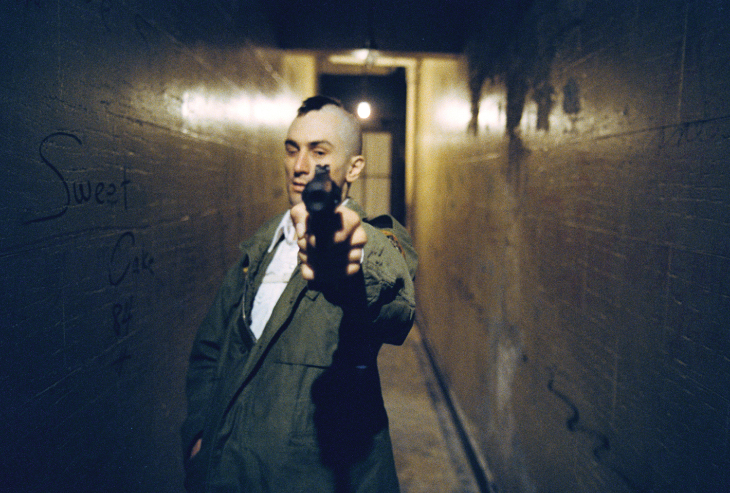 taxi driver directed by martin scorsese essay Robert de niro thought 1976's taxi driver had the potential to be a   collaboration with director martin scorsese—which was released 40.