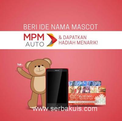 Kuis Beri Nama Mascot Berhadiah Nokia X #MPMAutoMascot