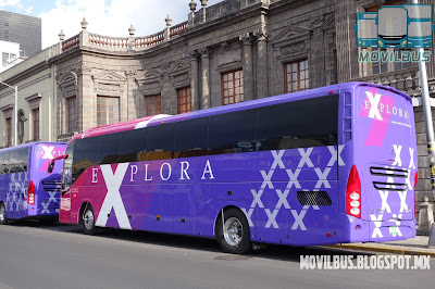 autobuses explora