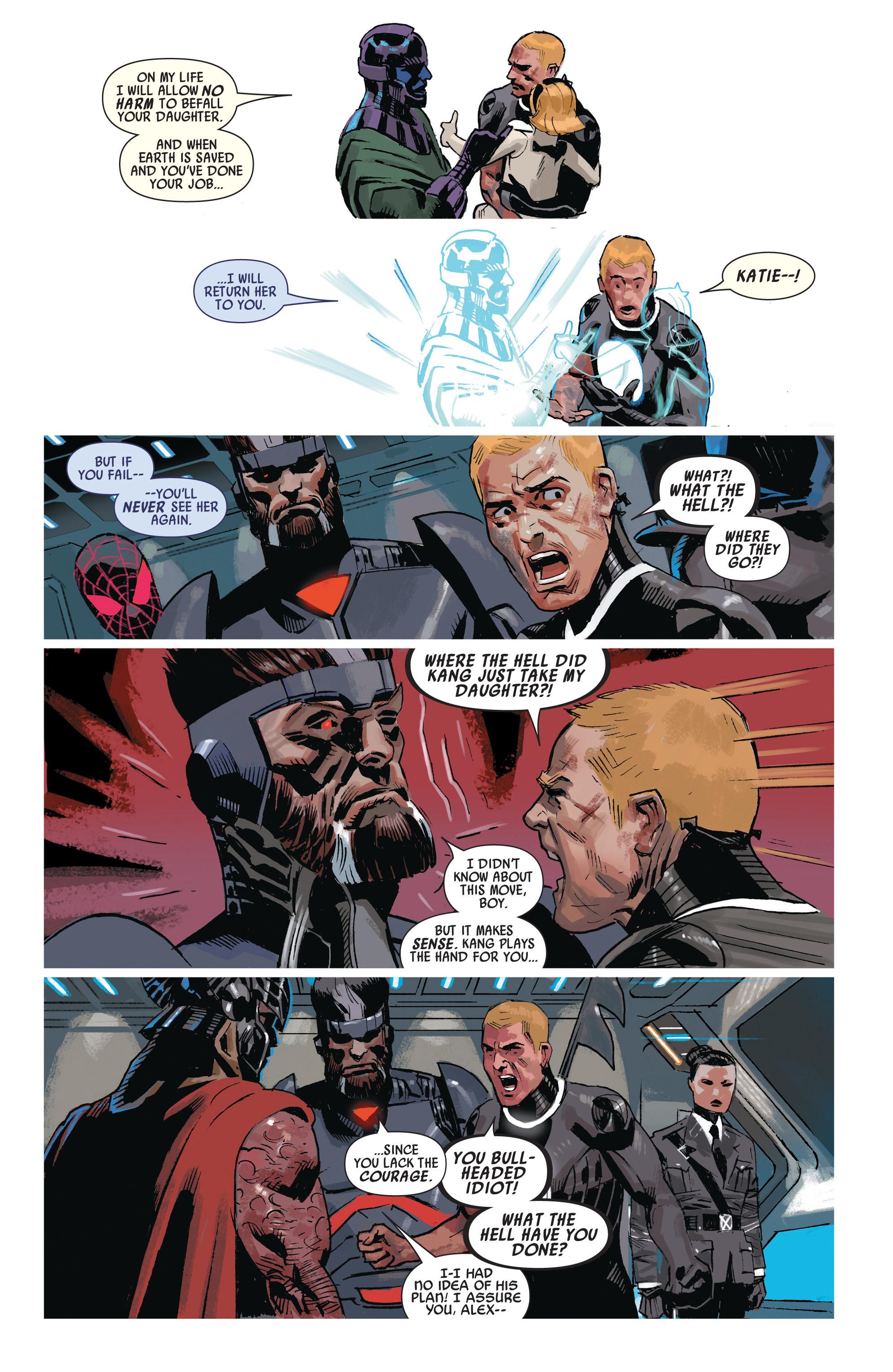 Read online Uncanny Avengers (2012) comic -  Issue #19 - 9