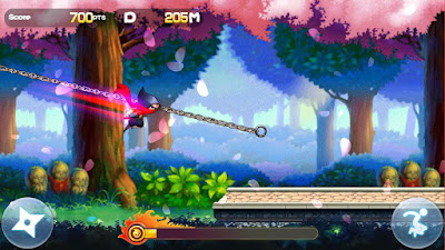 Spirit Ninja v1.0.6 Pro APK Terbaru