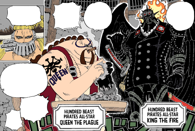 Zoan? Here's the Queen Devil Fruit Speculation in One Piece!