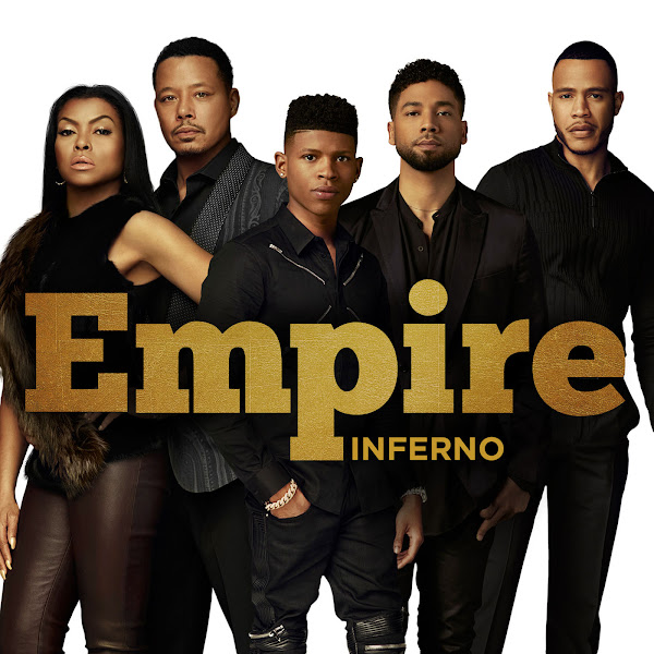 Empire Cast - Inferno (feat. Remy Ma & Sticky Fingaz) - Single Cover
