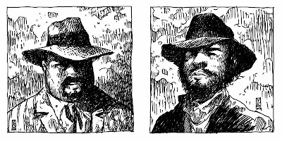 Rodolfo Santullo y Dante Ginevra
