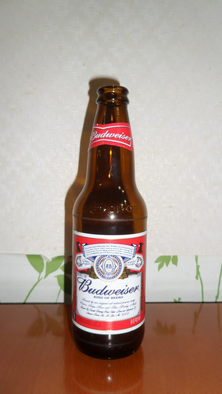 Gypsy Scholar: Budweiser: King of Beer