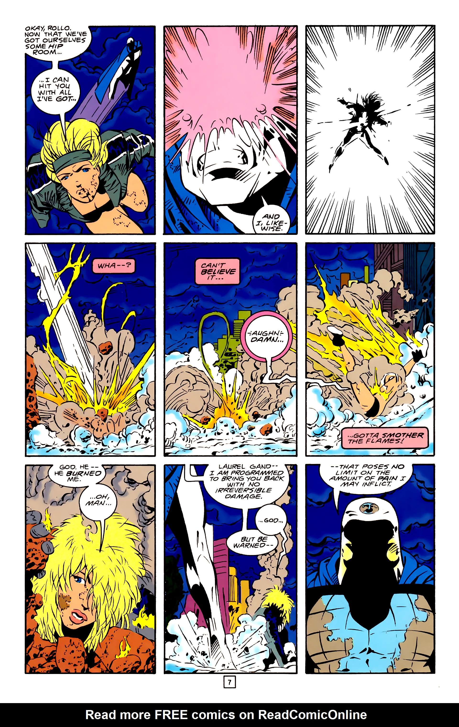 Legion of Super-Heroes (1989) 26 Page 7