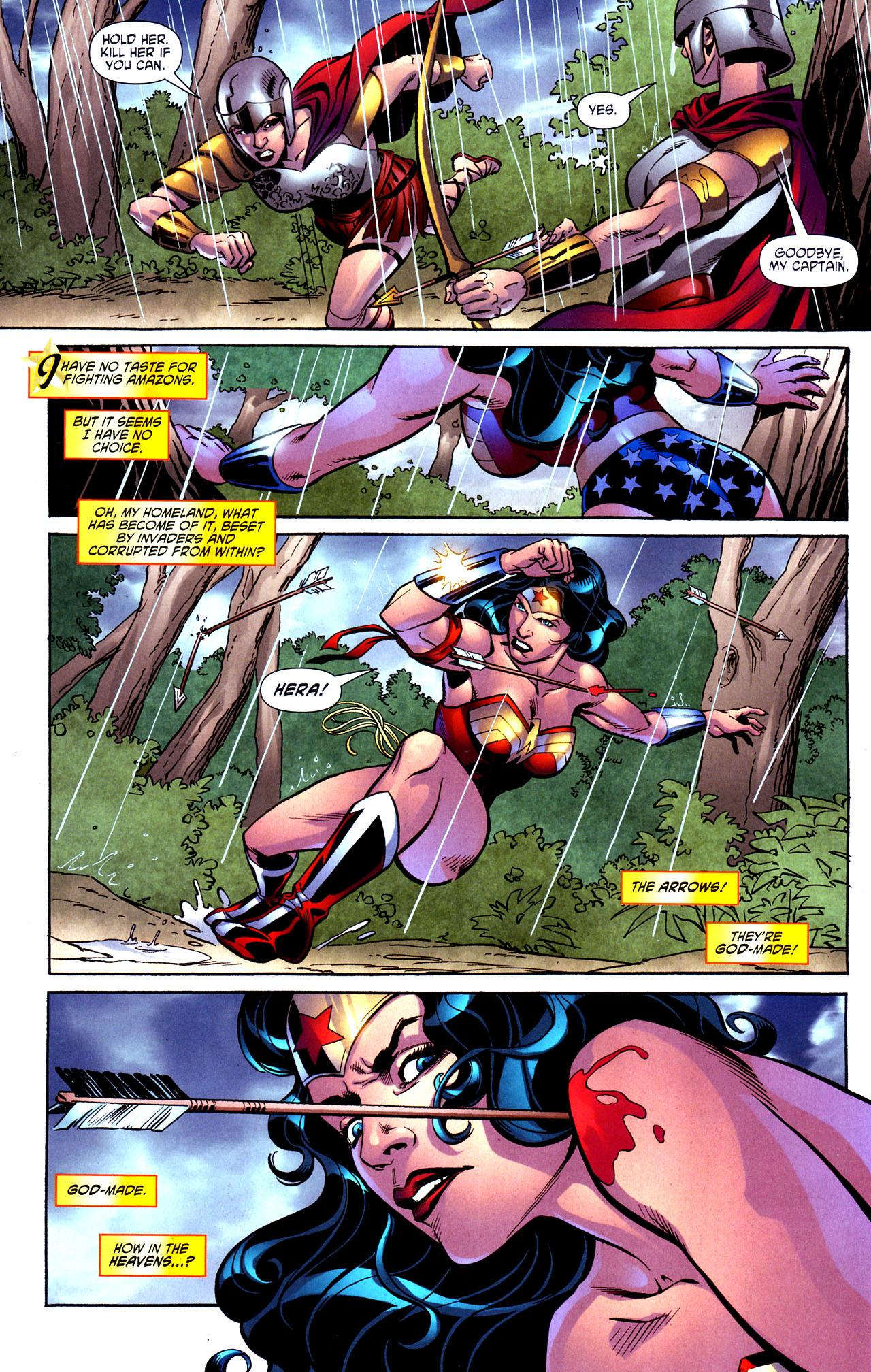 Read online Wonder Woman (2006) comic -  Issue #17 - 14