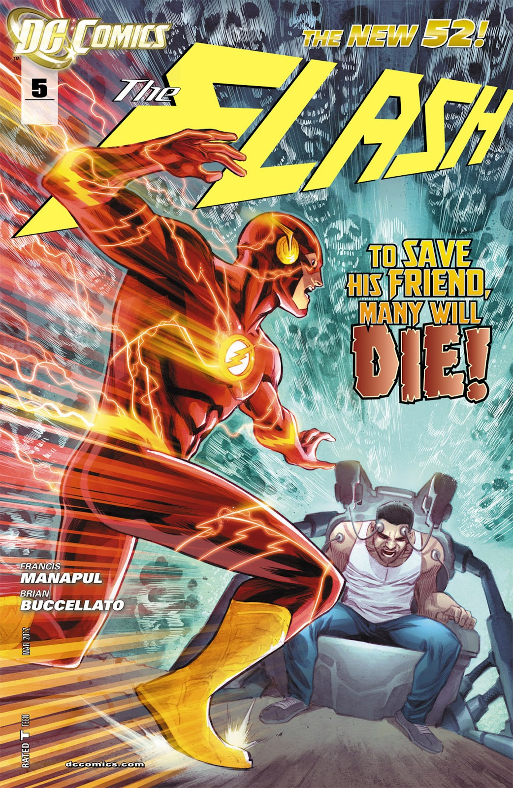 The Flash (2011) issue 5 - Page 1