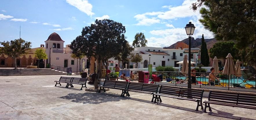Iberia Park.