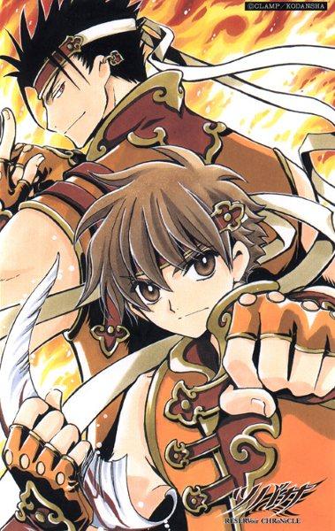 Resultado de imagen para Tsubasa: RESERVoir CHRoNiCLE manga