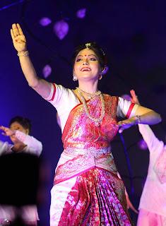 indrani dutta dance