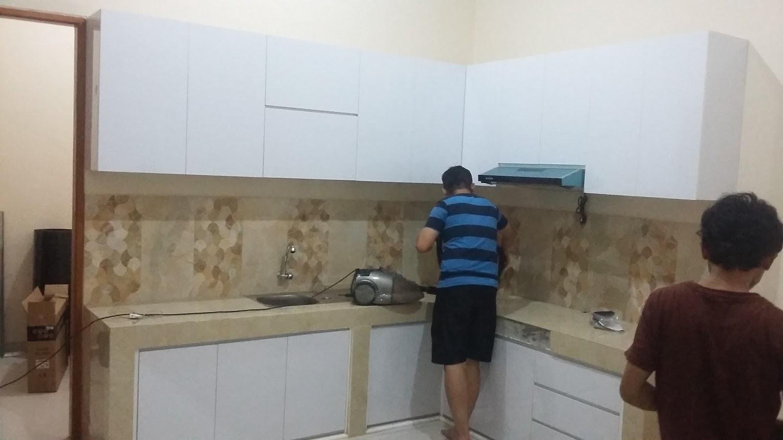 Kitchenset Cikarang Karawang Bekasi