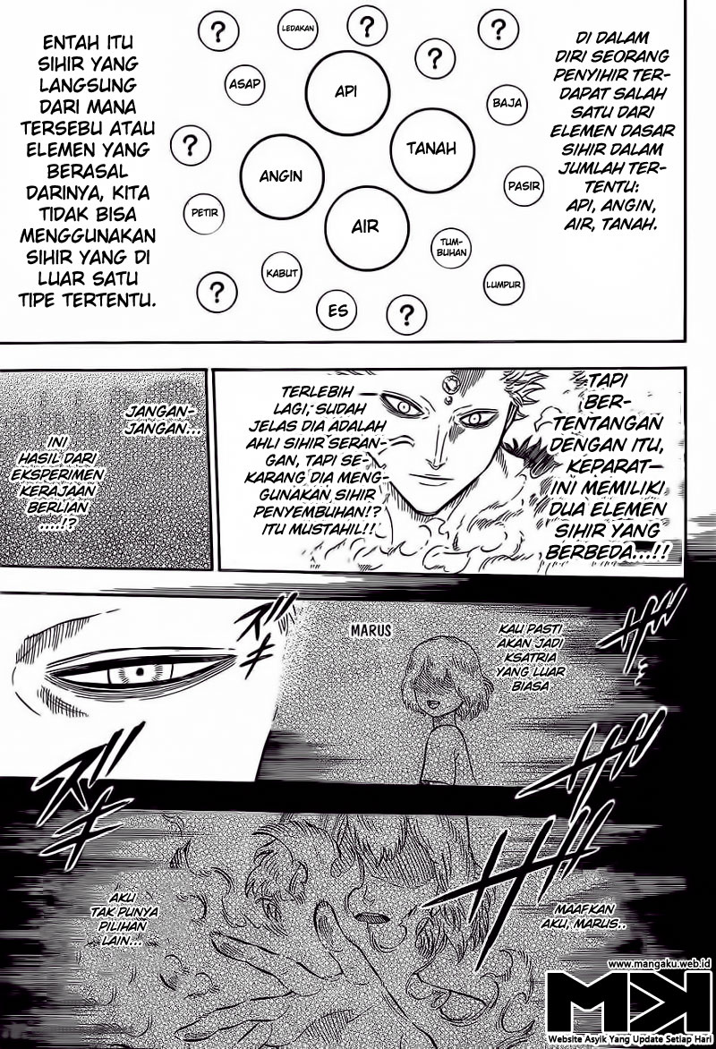 Manga Black Clover Chapter 18 Bahasa Indonesia