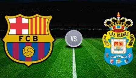 Prediksi Barca vs Las Palmas