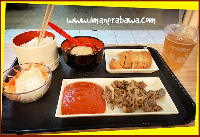 Pengalaman Makan Di Hoka Hoka Bento