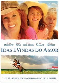 Idas e Vindas do Amor – DVDRip AVI + RMVB Dublado