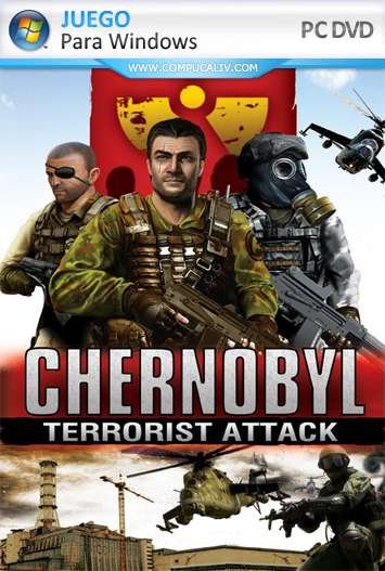 Chernobyl: Terrorist Attack PC Full