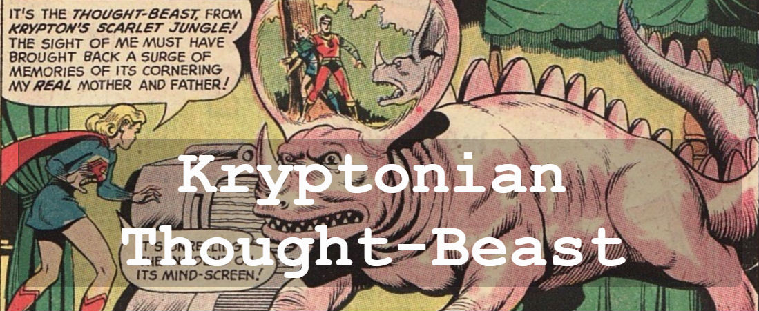 Kryptonian Thought-Beast