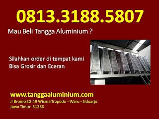 cari tangga aluminium