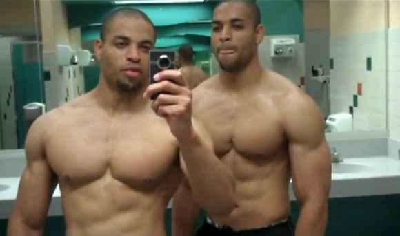 Naked Gay Male Twins