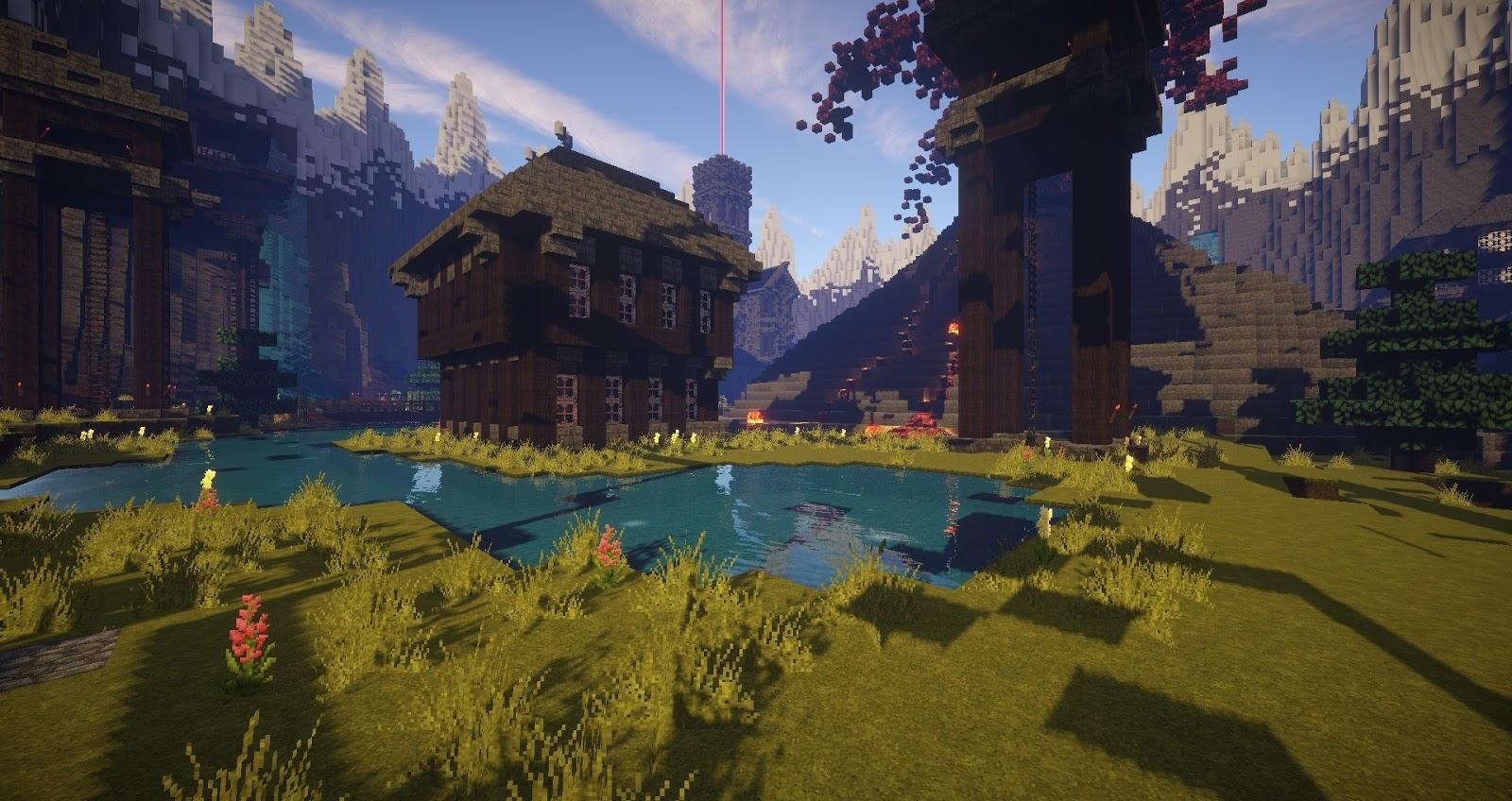 Minecraft Spielen Deutsch Minecraft Server Erstellen Bild - Minecraft server erstellen cracked 1 8