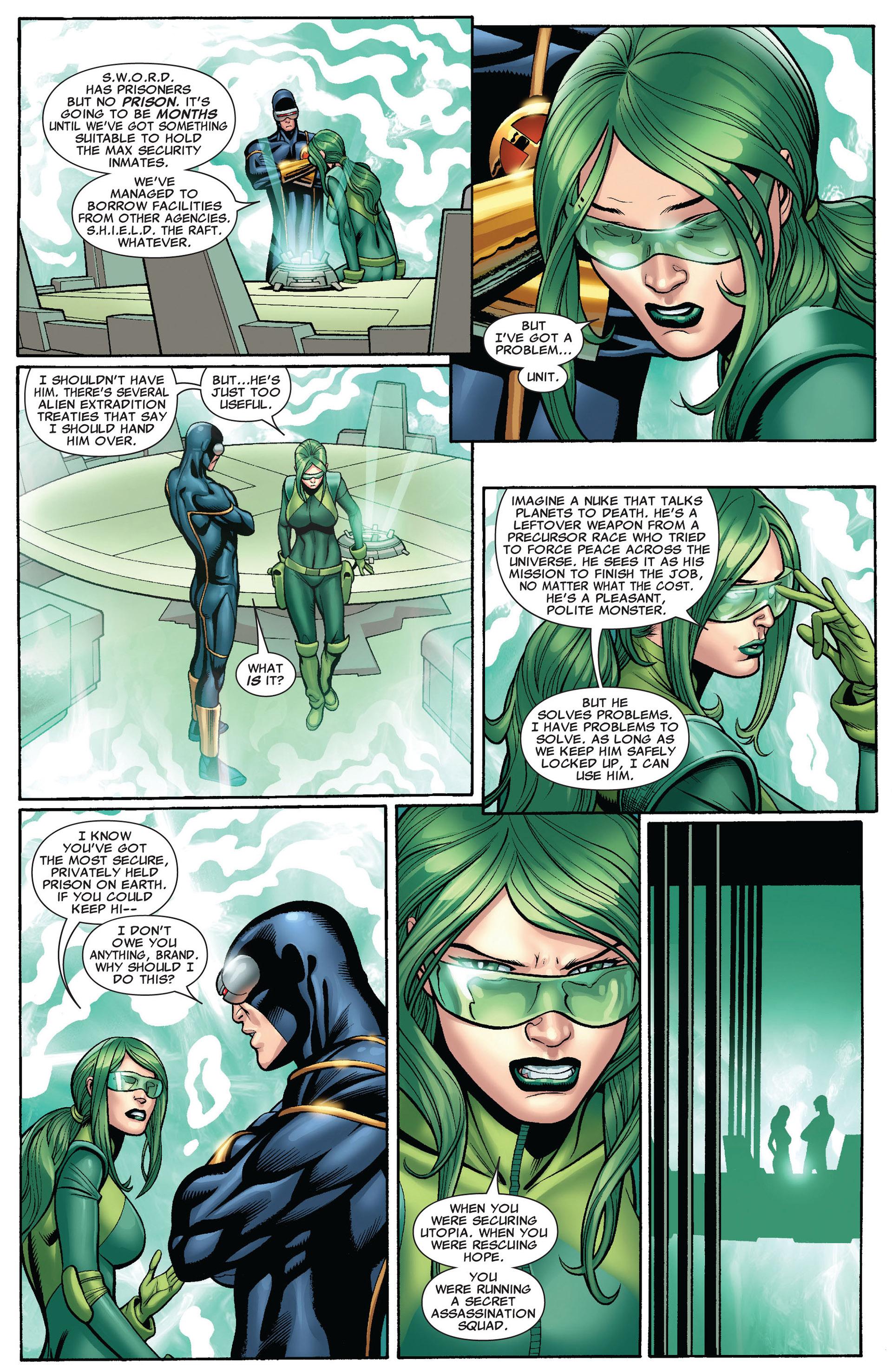 Read online Uncanny X-Men (2012) comic -  Issue #10 - 17