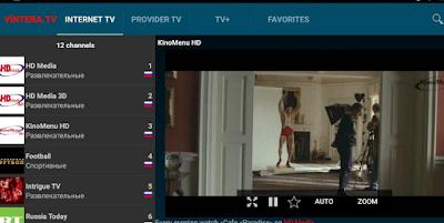 Download Aplikasi Vintera TV, Streaming TV Online Channel Lokal dan Luar