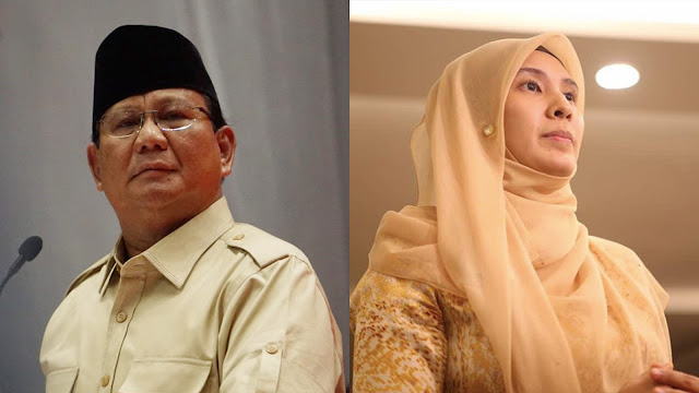 Diundang ke Singapura, Prabowo dan Nurul Izzah Bicara di Hadapan CEO