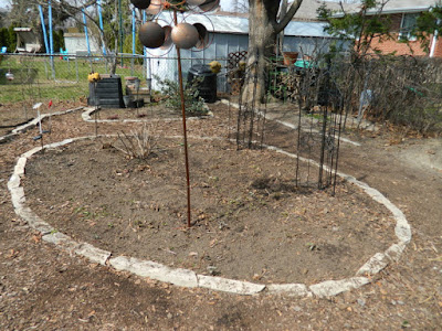 Toronto Etobicoke spring garden clean up after by Paul Jung Gardening Services