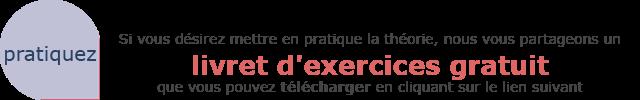 ebook exercices gratuits pour pratiquer le français