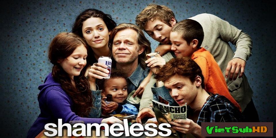 Phim Mặt Dày 1 Hoàn tất (12/12) VietSub HD | Shameless - Season 1 2011