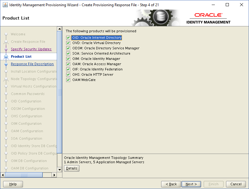 Oracle Fusion Applications 11 1 2 9 Installation Part 5 ~ Knowledge