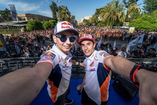 Lorenzo dan Marquez Jerez Spanyol 2019