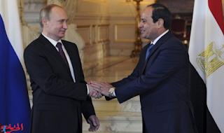 بوتين قرارا باستئناف الرحلات الروسية إلى مصر