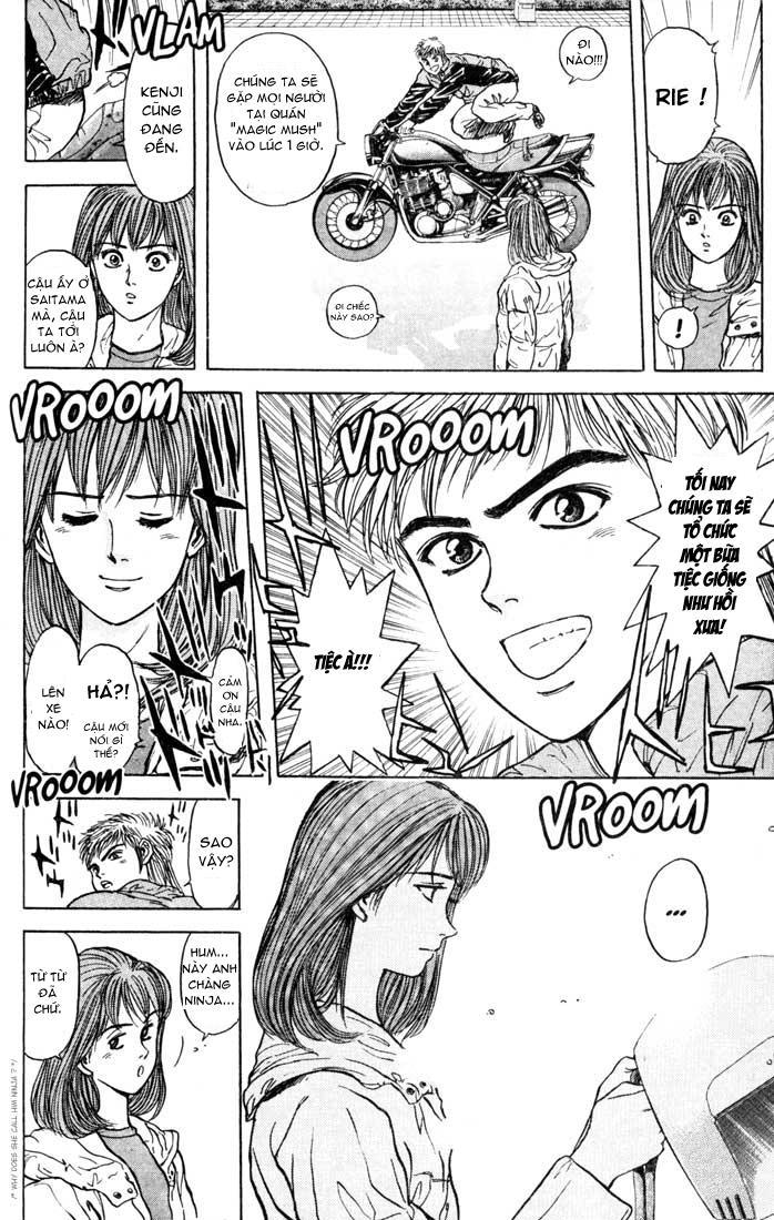 Psychometrer Eiji chapter 35 trang 12