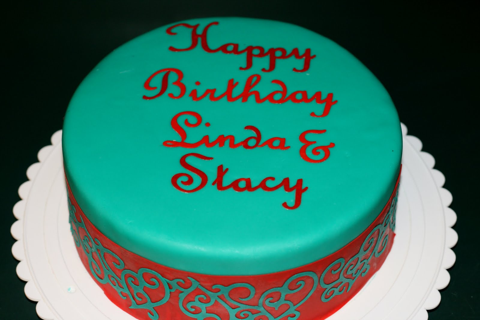 Cakes At Hy Vee Baby Shower Tittle Birthday Cake Trolls Poppy Show Me A Smile 8244 Aisles Online Grocery 109 Best Bakery Department