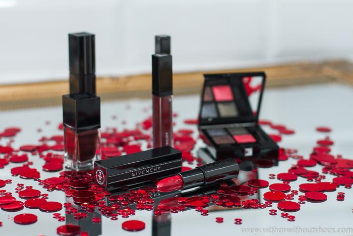 Blogger influencer de belleza revision productos nuevos maquillaje alta cosmetica lujo Givenchy beauty