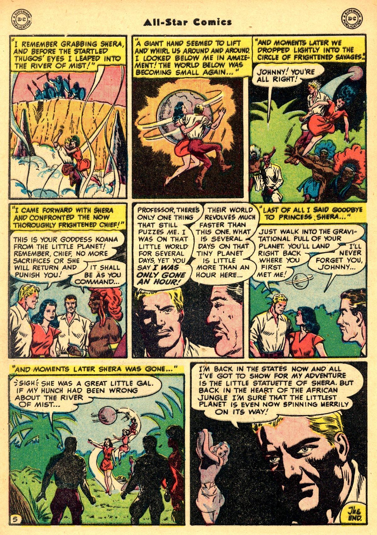 Read online All-Star Comics comic -  Issue #48 - 48