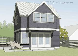 backyard cottages, wallingford, microhouse, backyard cottage