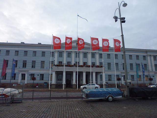 Ayuntamiento de Helsinki (Helsingin Kaupunki)