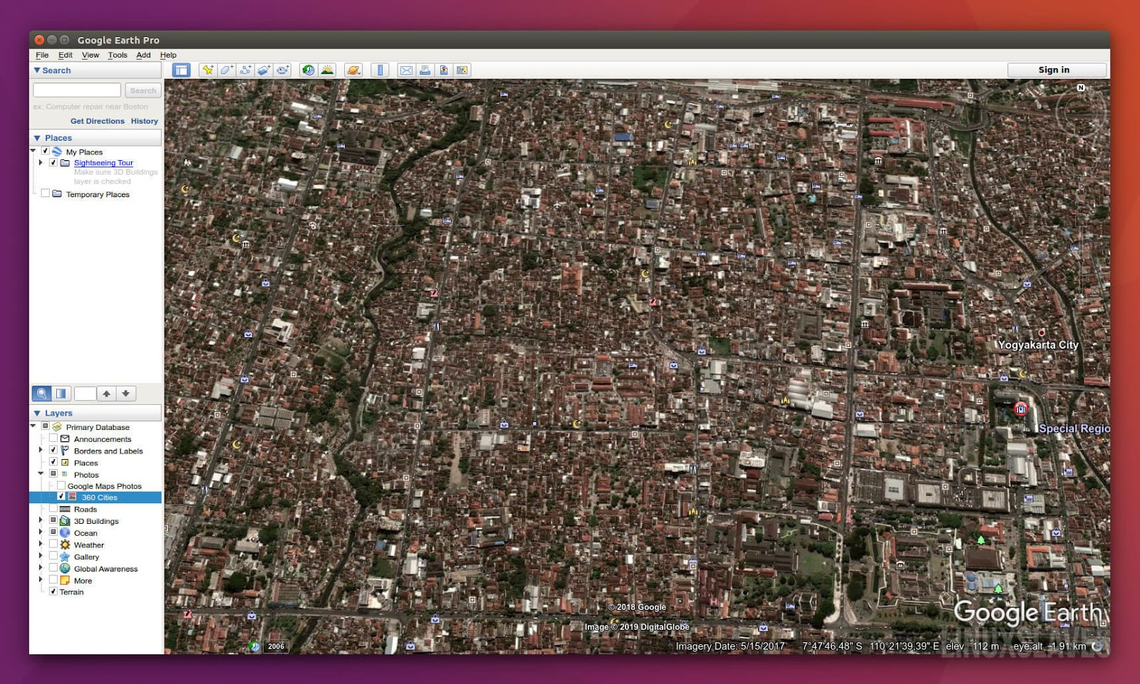 How to Install Google Earth Pro on Ubuntu and Linux Mint - Linuxslaves