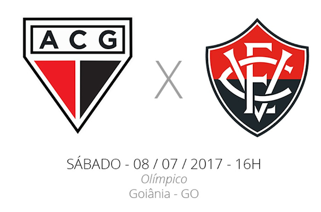 Tudo o que você precisa saber sobre Atlético-GO x Vitória neste sábado 08/07 1